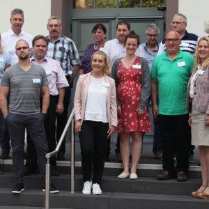 Ein produktiver Workshop-Tag in Göttingen geht zu Ende (Foto: Abfallmanager Medizin)