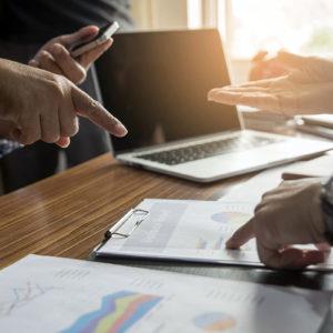 Eine Mengen- und Kostenstatistik zeigt möglichen Handlungsbedarf auf und hilft bei der Abfrage durch die statistischen Landesämter (Foto: prachid, AdobeStock)