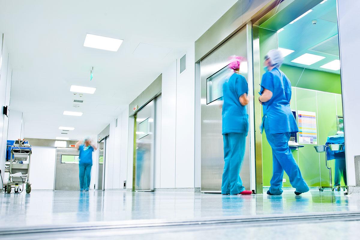 Krankenhäuser verschenken Einsparmöglichkeiten (Foto: VILevi, Fotolia)