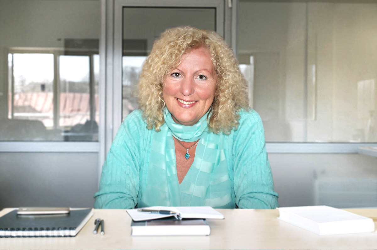 Eva-Maria Meyer, Gefahrgutbeauftragte der Kliniken Hannover (Foto: privat)