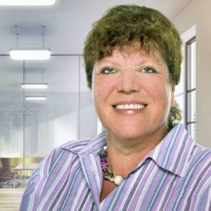 Sonja Noack, Abfallbeauftragte für das Universitätsklinikum Bonn AöR und Sachgebietsleiterin der Abfallwirtschaft (Foto: Universitätsklinikum Bonn AöR)