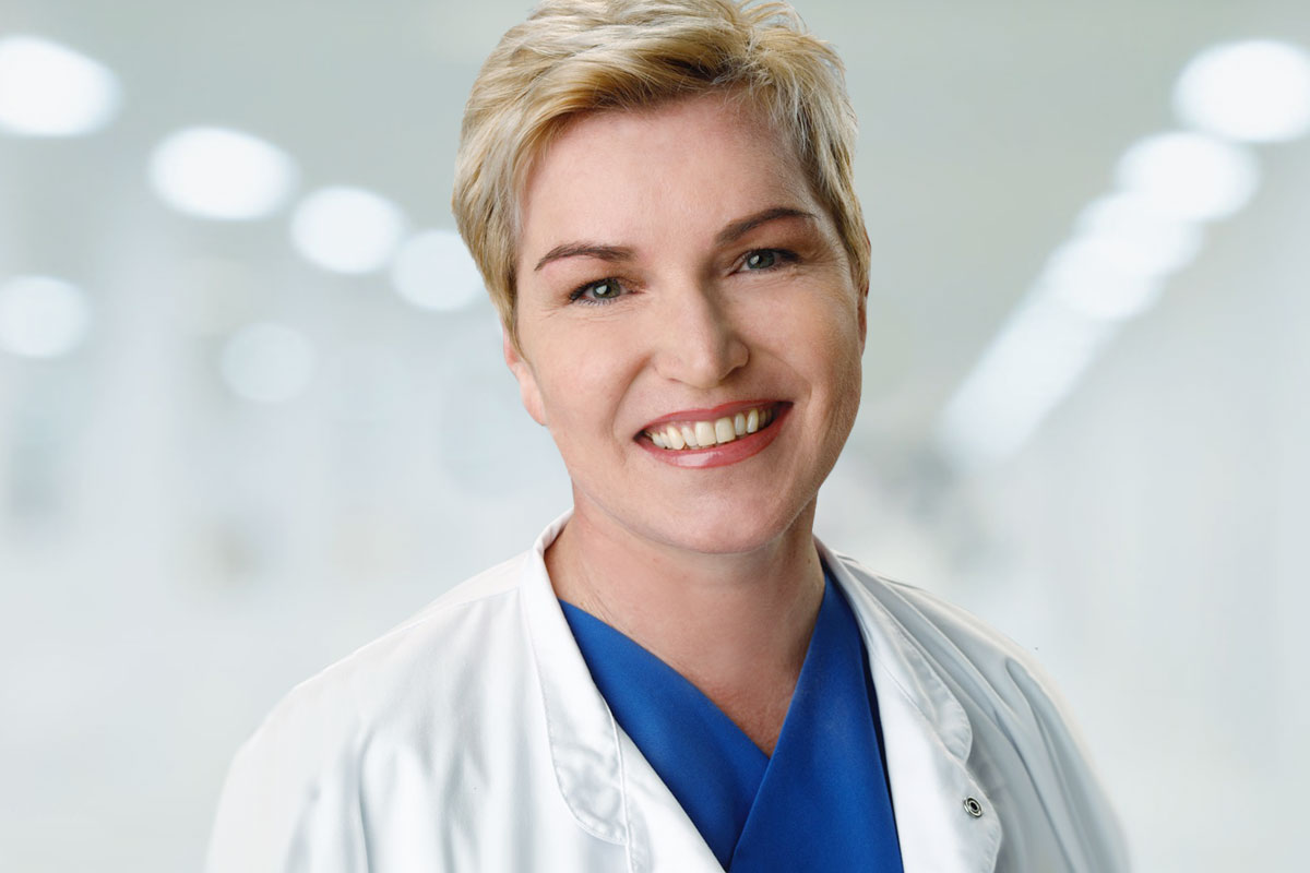 Dr. Claudia Höpner, Leitende Ärztin Krankenhaushygiene Helios Klinikum Erfurt (Foto: Helios Klinikum Erfurt)