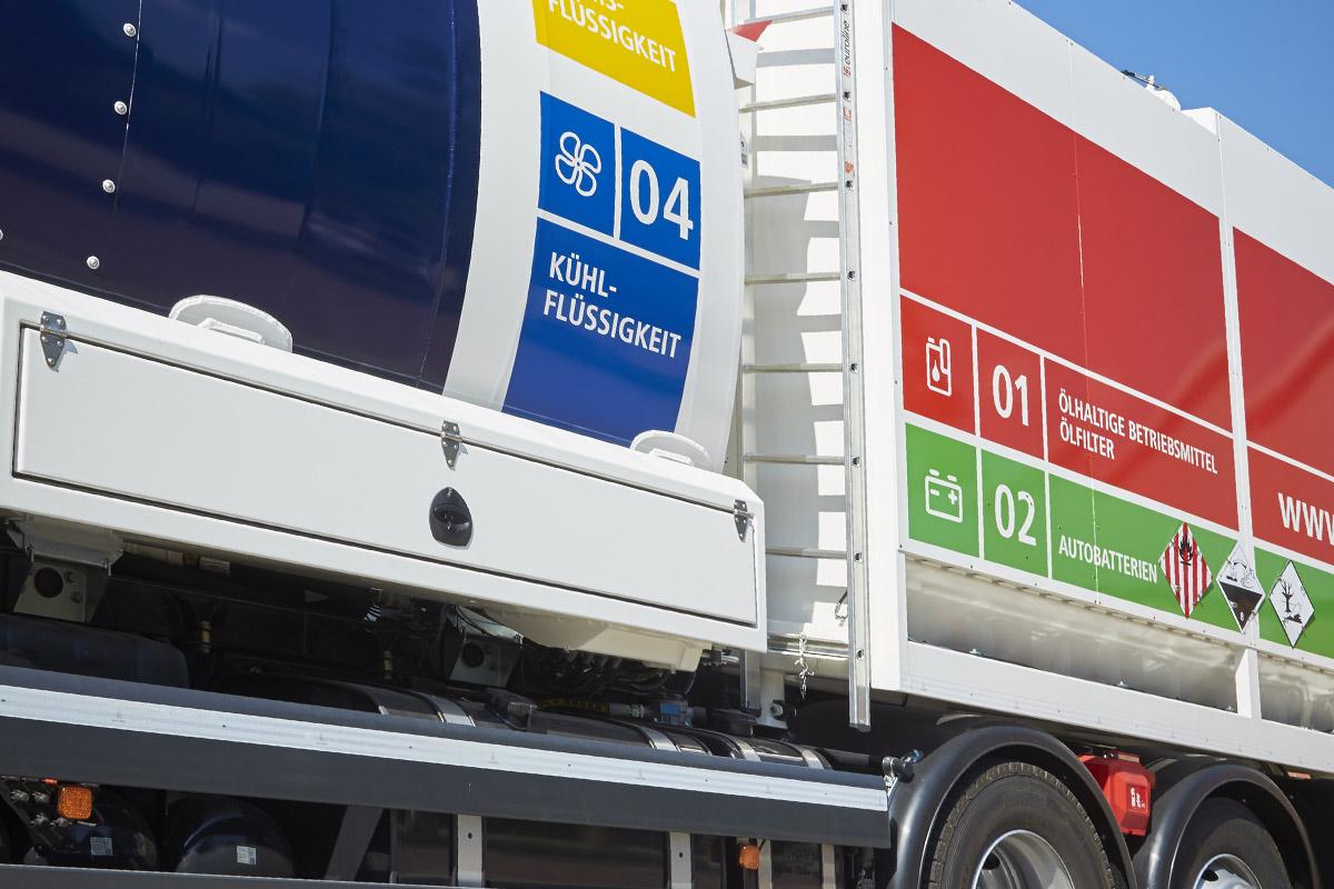 Nicht nur Betriebe, die Gefahrgut befördern, müssen einen Gefahrgutbeauftragten bestellen. Die Bestellpflicht betrifft auch Unternehmen, die mit gefährlichen Gütern handeln, solche lagern, übergeben oder verpacken. (Foto: Joachim Stretz)