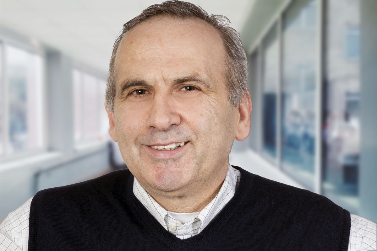 Amedeo Rocca vom Kantonsspital Baselland (Foto: privat)