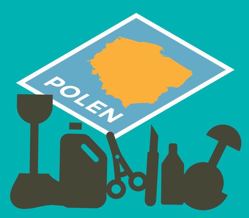Polen liegt in puncto Recycling und Kreislaufwirtschaft zurück