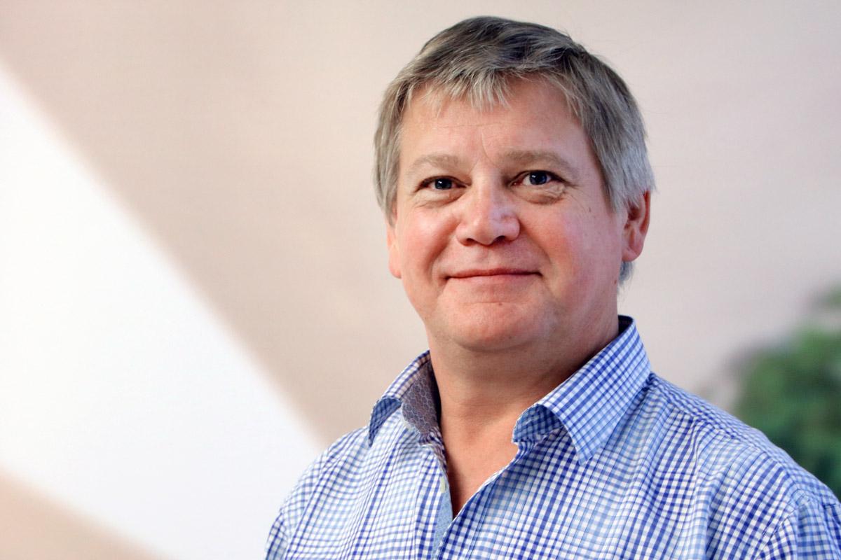 Peter Schinhammer, Leiter Technik und Bau im SRH Wald-Klinikum Gera (Foto: Wald-Klinikum Gera)