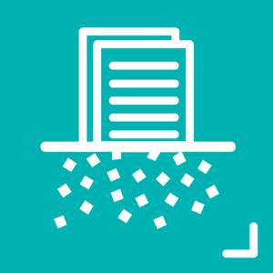 Akten-Datenvernichtung