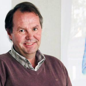 Robert Uhl, Abfallbeauftragter der Universitätsklinik Würzburg (Foto: Abfallmanager Medizin)