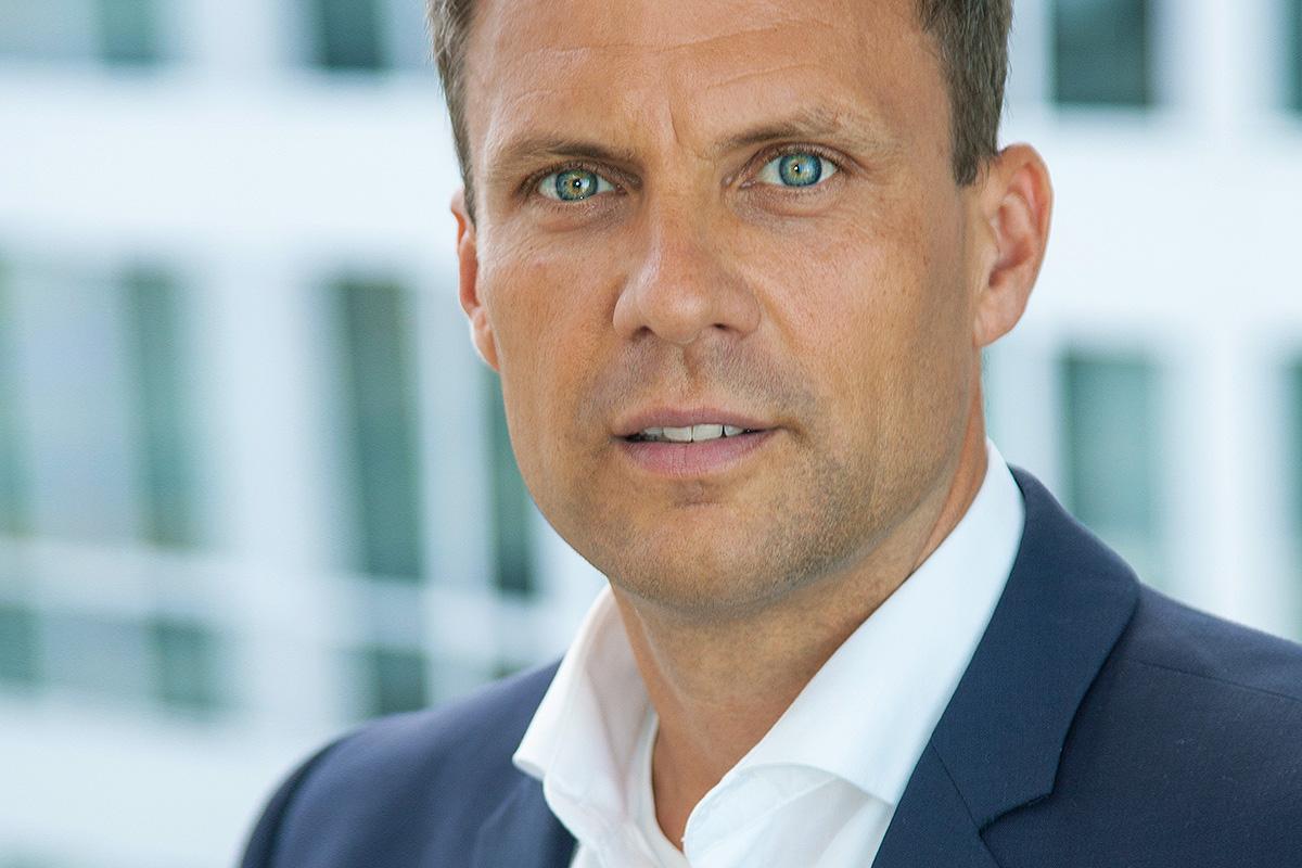 Erik Balmes ist am Frankfurter Flughafen verantwortlich für das operative Abfallmanagement (Foto: Fraport AG)